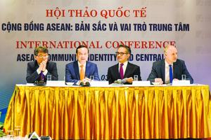 Bản sắc, vai trò trung tâm của ASEAN được thảo luận tại Hà Nội