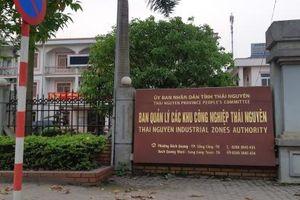 Thái Nguyên: 'Lùm xùm' quanh việc cấp ĐTM cho dự án tại KCN Sông Công II