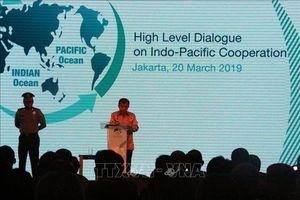 Đối thoại cấp cao về hợp tác ở Ấn Độ Dương - Thái Bình Dương