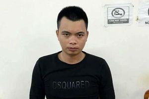 Nghi phạm nổ súng cướp xe taxi ở Tuyên Quang đầu thú