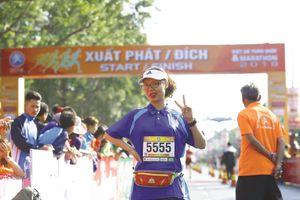 Tiền Phong Marathon 2019: Hãy chạy khi bạn còn có thể