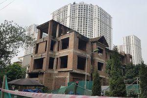 Danh sách chi tiết 43 sai phạm xây dựng vừa bị Hà Nội công khai