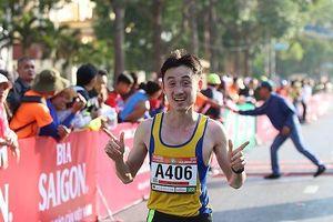 Nhà vô địch Bùi Thế Anh sẵn sàng cho Tiền Phong Marathon 2019