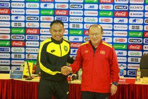 HLV Brunei: 'Tôi mong đợi cuộc đối đầu với ông Park Hang Seo'