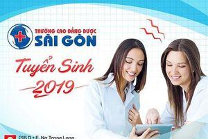 Trường Cao đẳng Dược thành phố Hồ Chí Minh tuyển sinh năm 2019