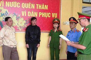 Bắt giam nữ thạc sĩ trường Cao đẳng lừa đảo
