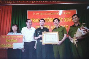 Khen thưởng Ban chuyên án triệt phá đường dây ma túy xuyên quốc gia