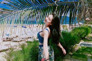 Style sexy của Lưu Đê Ly – nữ chính phim 'Chạy trốn thanh xuân'