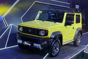 'Soi' công nghệ trên Suzuki Jimny 2019 giá 433 triệu có khả năng về Việt Nam