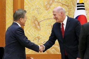 Tổng thống Hàn Quốc gặp quan chức tình báo Mỹ khi đàm phán hạt nhân bế tắc
