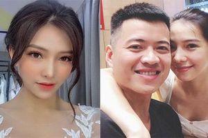 Bị chỉ trích là 'con giáp thứ 13', sống chung không đăng ký kết hôn, Lưu Đê Li đăng ảnh mặc váy cưới tuyên bố sắp lấy Huy DX?