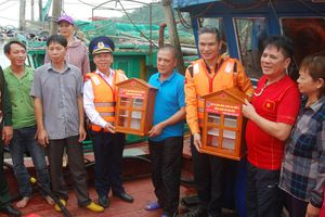 Mô hình 'Cảnh sát biển đồng hành với ngư dân' đã góp phần giữ gìn an ninh trật tự an toàn biển, đảo