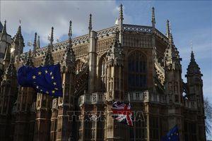 Anh hối thúc giới tài chính EU chủ động trước kịch bản 'không thỏa thuận'