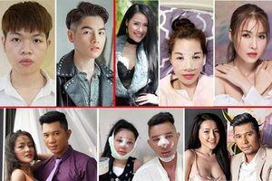 Những sao Việt không ngại công khai phẫu thuật thẩm mỹ
