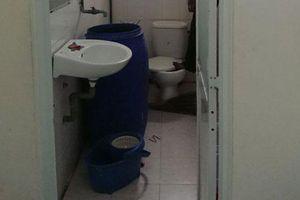 Kiên Giang: Phát hiện xác chết treo cổ trong nhà vệ sinh Bưu điện