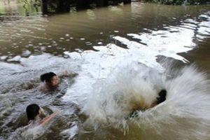 Hai học sinh ở Nghệ An đuối nước thương tâm