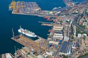 Ý tính đưa 4 cảng biển lớn vào Vành đai, Con đường