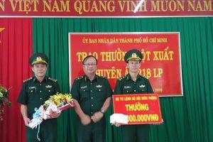TPHCM: Vụ bắt 300kg ma túy ở Sài Gòn: Chiếc xe bán tải chứa '100 tỷ' trước công ty may