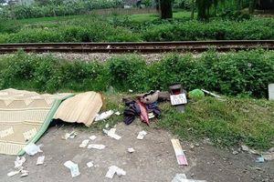 Hải Dương: Tai nạn đường sắt nghiêm trọng, hai người phụ nữ tử vong
