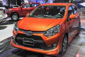 Phân khúc xe đô thị cỡ nhỏ: Toyota Wigo 'chật vật' tìm chỗ đứng