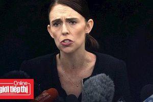 Thủ tướng New Zealand thông báo cấm sở hữu súng sau vụ thảm sát Christchurch