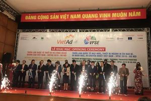 Int'l packaging, label, printing tech exhibition opens in Hanoi