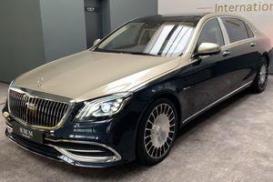 Choáng ngợp mẫu Mercedes-Maybach độ thêm 1,8 tỷ đồng