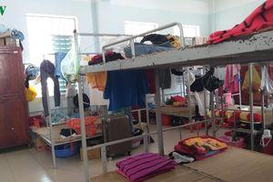 Khánh Hòa: Ký túc xá thành chợ đêm, sinh viên thiếu chỗ ở