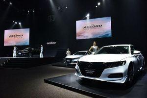 Honda Accord 2019 chuẩn bị về Việt Nam có gì đặc biệt?