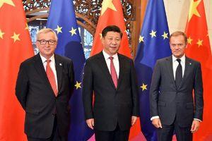 Lãnh đạo EU họp bàn sách lược đối phó Trung Quốc
