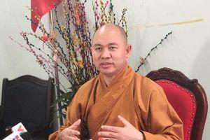 Giáo hội Phật giáo Việt Nam sẽ kiểm điểm trụ trì chùa Ba Vàng