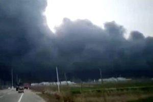 Vụ nổ ở nhà máy hóa chất Trung Quốc: Ít nhất 36 người thương vong