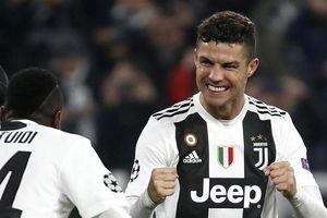 UEFA phạt nhẹ như không, Ronaldo và Juventus thở phào