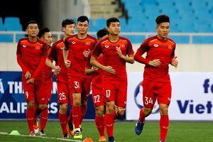 Bất ngờ với người thay Công Phượng mặc áo số 10 ở U23 Việt Nam