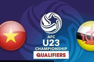Xem bóng đá trực tiếp hôm nay: U23 Việt Nam vs U23 Brunei trên YouTube