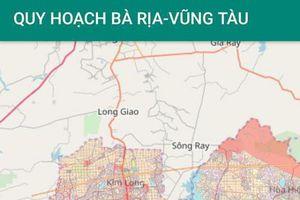 Bà Rịa - Vũng Tàu: Triển khai ứng dụng bản đồ quy hoạch trên điện thoại di động