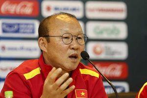 Thầy Park muốn hiểu đúng về U-23 Việt Nam và Quang Hải
