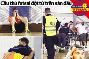 Cầu thủ Futsal đột tử, Ezra không được khoác áo U-23 Indonesia