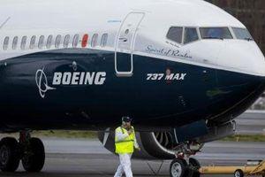 Ngừng sản xuất Boeing 737 MAX, GDP của Mỹ có thể giảm