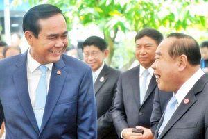 Các tướng lĩnh thất bại trong cuộc chiến chống tham nhũng ở Thái Lan