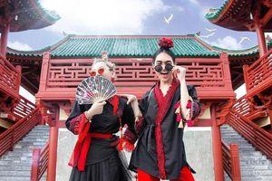 5 ngôi chùa lên hình đẹp chuẩn Nhật Bản làm chao đảo giới trẻ Việt