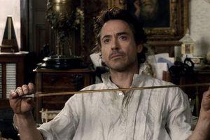 'Sherlock Holmes 3' của Robert Downey Jr. lấy bối cảnh Viễn Tây