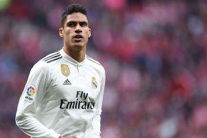 Varane lên tiếng giữa tin đồn muốn chia tay Real Madrid