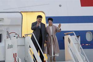 Chủ tịch Trung Quốc thăm Ý, mời gọi Vành đai- Con đường
