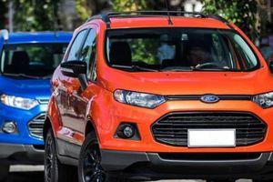 Ford EcoSport – SUV đa năng cho gia đình nhỏ