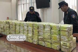 Hành trình triệt phá đường dây buôn ma túy xuyên quốc gia do người Trung Quốc cầm đầu