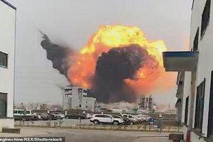 Toàn cảnh vụ nổ nhà máy hóa chất Trung Quốc, 700 người thương vong