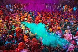 Ám ảnh nguồn gốc lễ hội sắc màu nổi tiếng nhất Ấn Độ