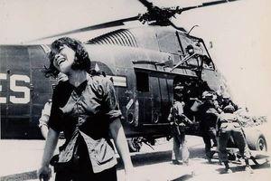 Loạt ảnh hiếm chiến tranh Việt Nam chụp giữa bom rơi đạn lạc