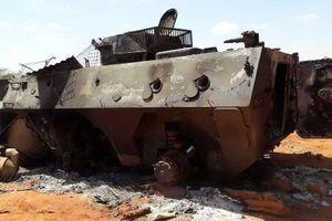Thảm phận xe thiết giáp Trung Quốc khi xuất khẩu sang châu Phi